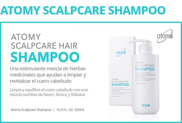 Atomy Scalpcare Shampoo