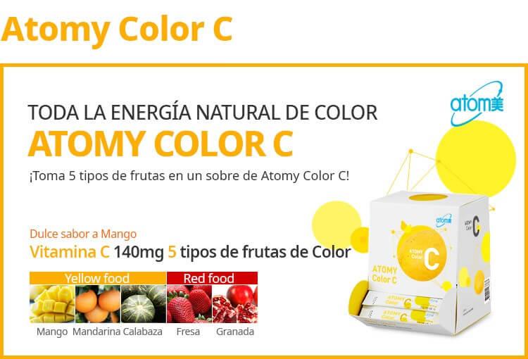 Atomy Color C - Vitamina C