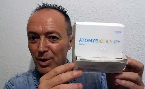Atomy biotics 10+